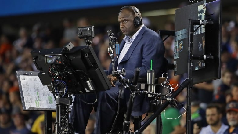 Tessitore, McFarland ousted from MNF booth