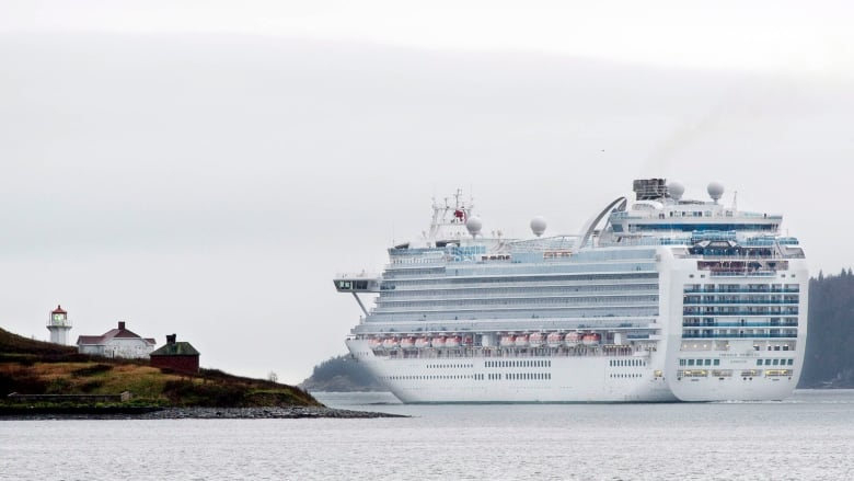 Princess Cruises cancels summer 2020 sailings