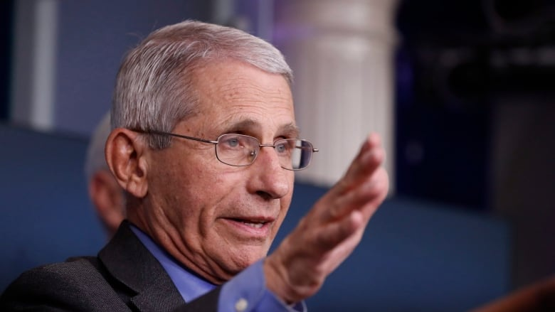 Trump calls Fauci remarks on risks to reopening schools unacceptable