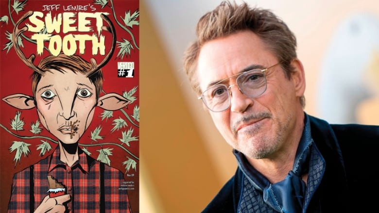 Robert Downey Jr. will shoot Netflix series in the comic sweet Tooth""