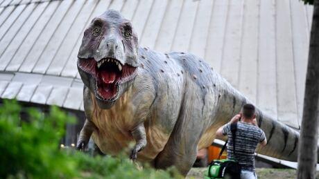 Germany Dinosaur City