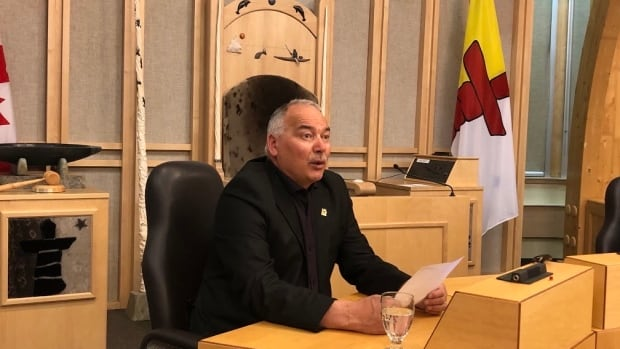 Officials say Nunavut elders get COVID-19 vaccine first, a 'few months' into 2021