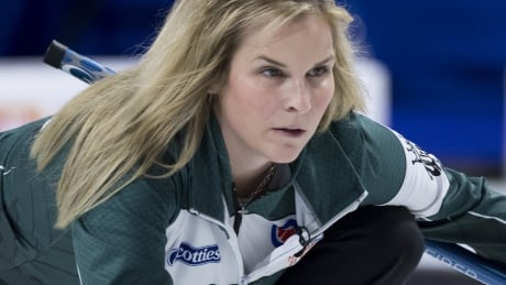 Jennifer Jones focus on the future