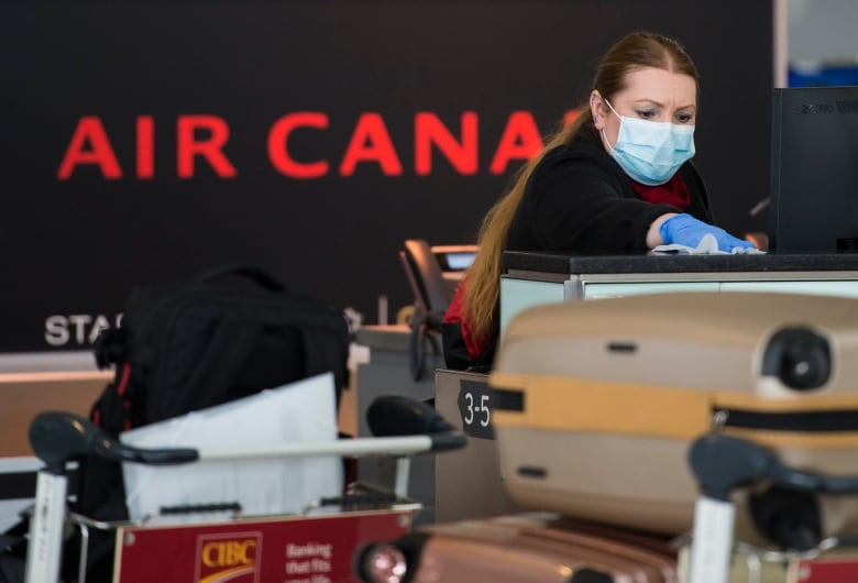 Canada's airlines ease into expanded summer service with added safety protocols