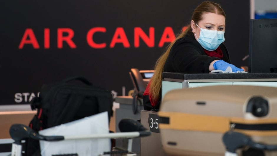 cbc.ca - The Canadian Press - Air Canada earnings show demand for travel is returning - but slowly