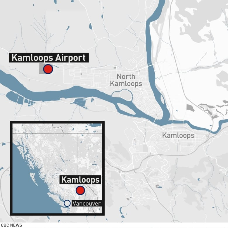 Canadian Forces Snowbirds jet crashes in Kamloops, B.C., killing 1, injuring another