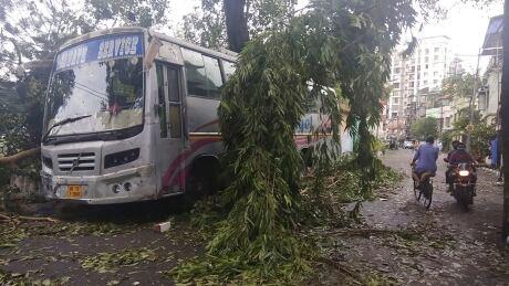 India Asia Cyclone