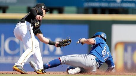 Blue Jays Pirates Spring Baseball