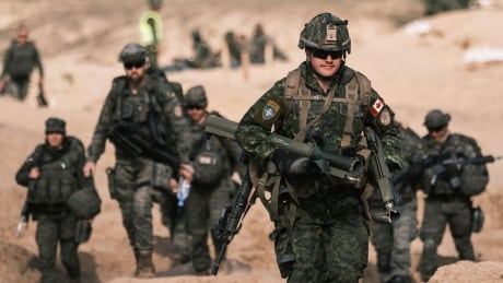 Canada - Latvia Exercise
