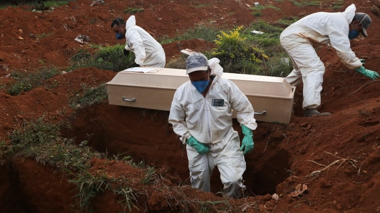 WHO says South America a 'new epicentre' of pandemic; Africa tops ...