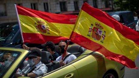 Spain Virus Outbreak Far Right