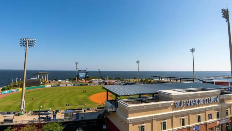 Pensacola Blue Wahoos list stadium for Airbnb rentals