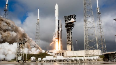 AtlasV launch on May 17, 2020 from Cape Canaveral