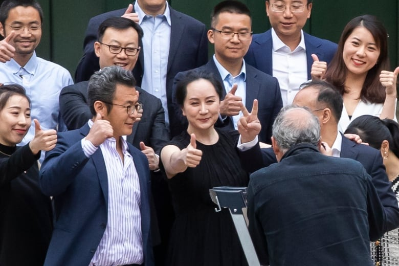 18 months after Meng Wanzhou's arrest, a judge will decide on the future of her extradition case