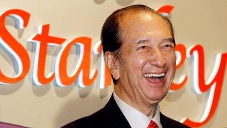 Hong Kong Obit Stanley Ho