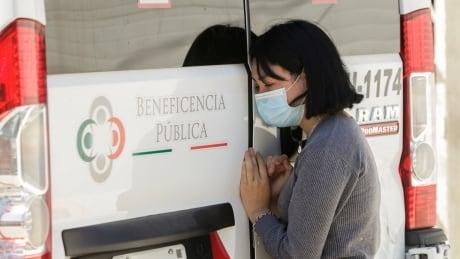 HEALTH-CORONAVIRUS/MEXICO