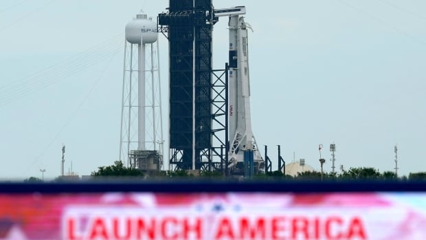 NASA set to resume human spaceflight from U.S. soil with historic SpaceX launch | CBC News
