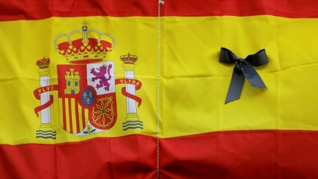 HEALTH-CORONAVIRUS/SPAIN-MOURNING