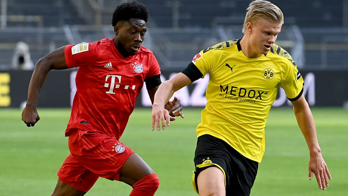 Alphonso Davies Turning Heads Winning Over Bayern Fans With Speed And Smarts Cbc Sports