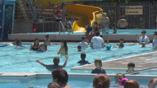 Summer in Toronto means swimming in public pools, but maybe not this year, expert says