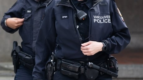 vancouver police stock