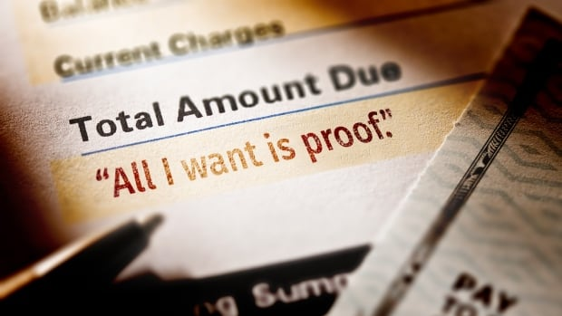Customers who unknowingly paid for credit card insurance frustrated banks won't show proof they signed up | CBC News