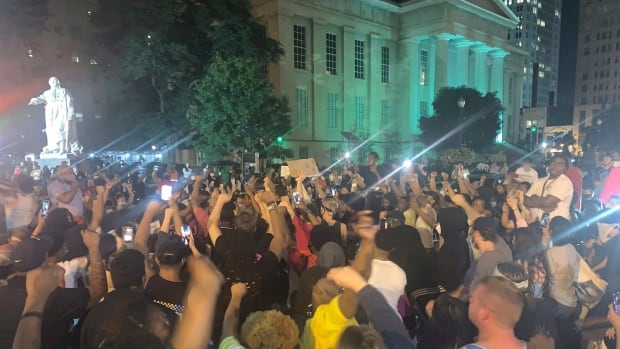 7 people shot in Kentucky in protests over police shooting death of Breonna Taylor