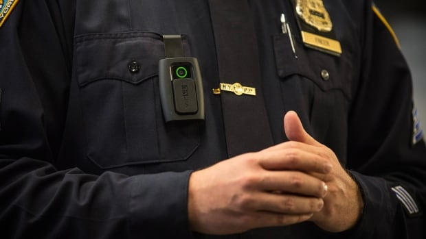 Nunavut RCMP officers will be able to turn body cameras off | CBC News