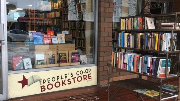 Vancouver's oldest independent bookstore struggles to weather pandemic losses | CBC News