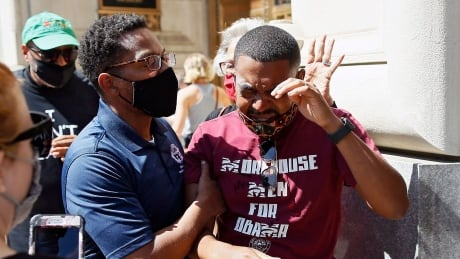 Pleas for calm as protests sweep U.S. over police killing of George Floyd
