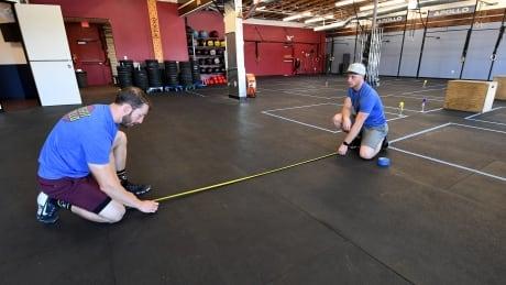 Gym COVID-19