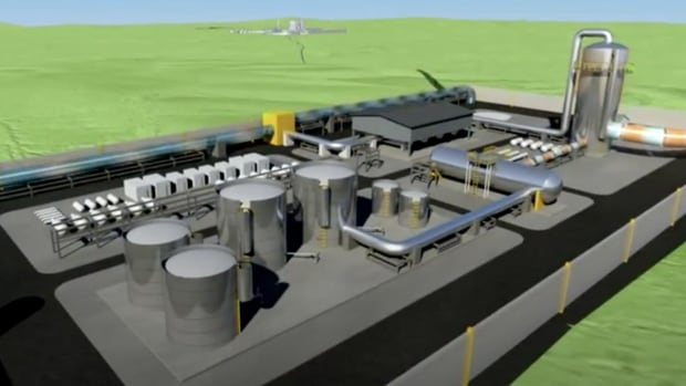 At long last, new carbon capture project launches in Alberta