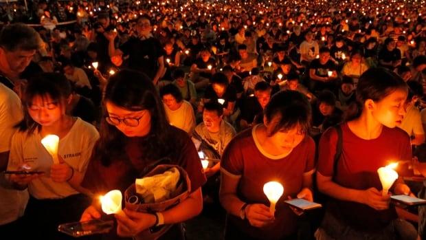 Hong Kong activists vow to hold vigil for Tiananmen Square anniversary despite ban
