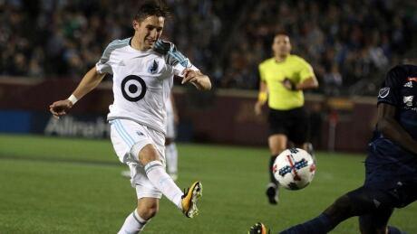 Sporting KC Minnesota United Soccer