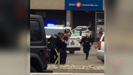 Kelowna RCMP incident