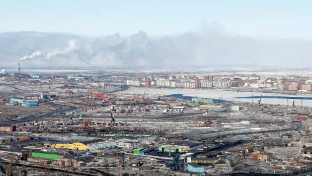 Russiansto be offered free plots of land amid Arctic push, says draft law   CBC News