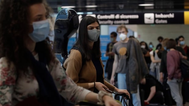 Coronavirus: What's happening around the world Wednesday