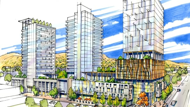 New UBC campus planned for downtown Kelowna