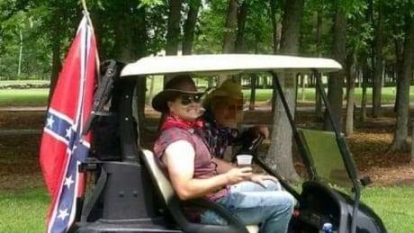 Confederate flag posts prompt calls for firing of veteran Belleville, Ont., police officer