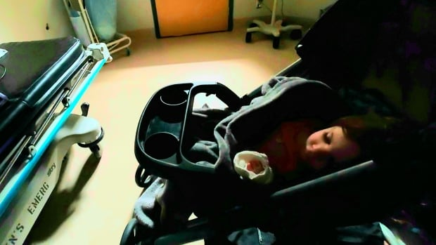 Mother mystified by Winnipeg toddler's 'terrifying' condition after coming down with COVID-19