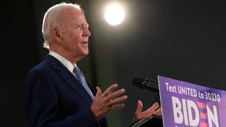 Trump lashes out at 'suppression polls' ahead of Biden matchup