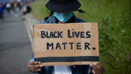 Racial justice rally