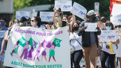 Immigration advocates demand permanent status for asylum seekers working in long-term care homes  Image 2