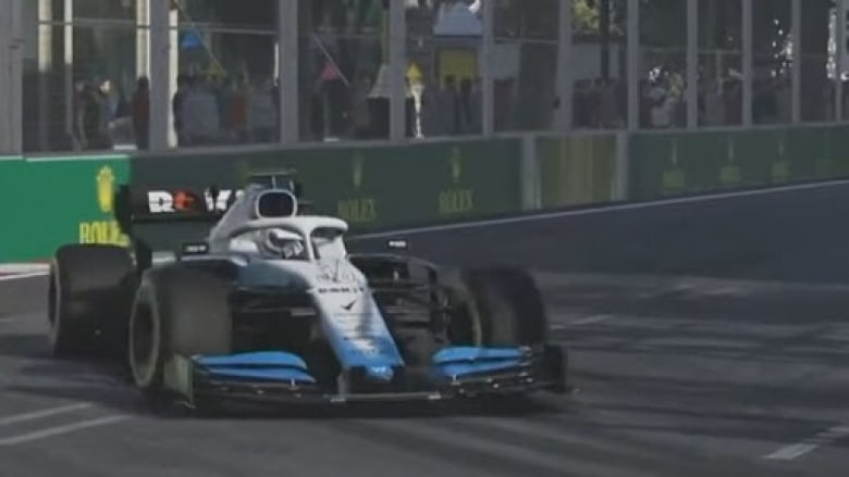 George Russell Wins 3rd F1 Esports Race In A Row In Simulated Azerbaijan Grand Prix Cbc Sports