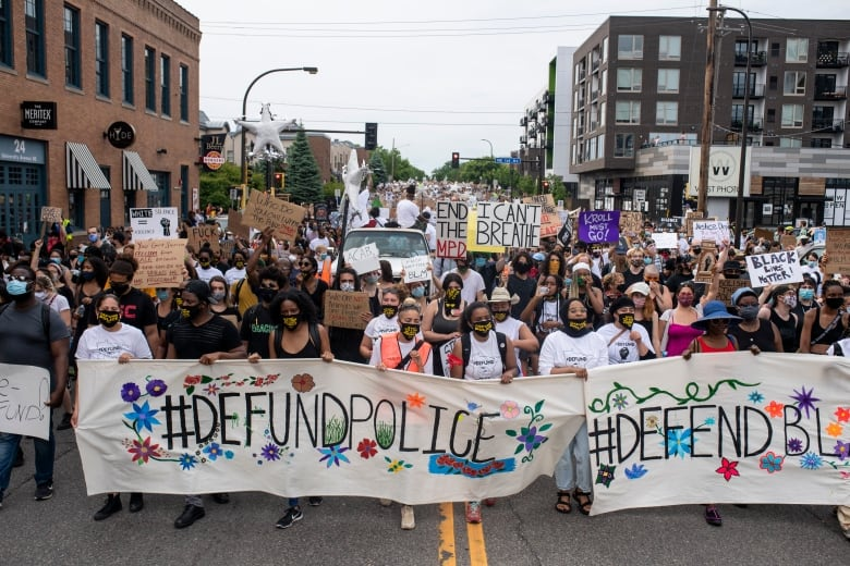 Majority of Minneapolis city council vow to disband police ...