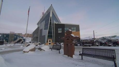 Nunavut RCMP building