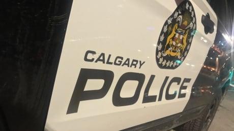 Calgary 6155 police service cps cop cruiser law enforcement