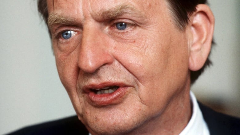 Sweden says 34 year mystery of Palme assassination is solved