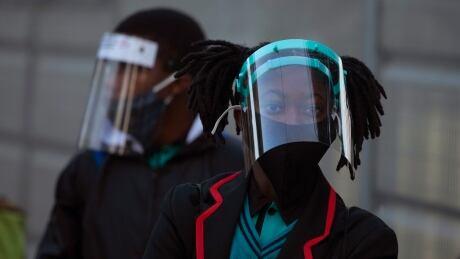 Virus Outbreak South Africa