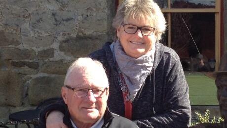 Deborah Millar-Jervis and Robert Jervis